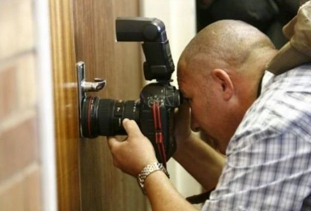 These amusing photographers (52 pics)