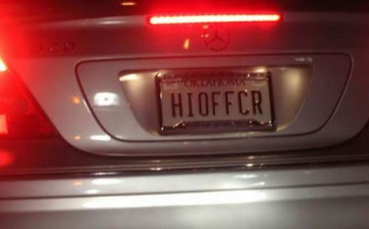 Funny license plates (38 pics)