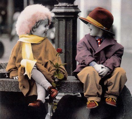 Works of famous children's photographer Kim Anderson (71 pics)