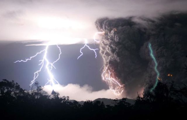 The power and beauty of natural phenomena (38 pics)