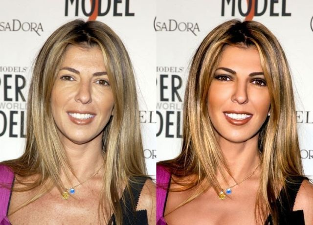 Before and after photoshop (17 pics)