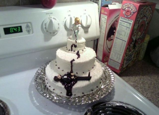 In case, if you want to divorce or already did... (30 pics)