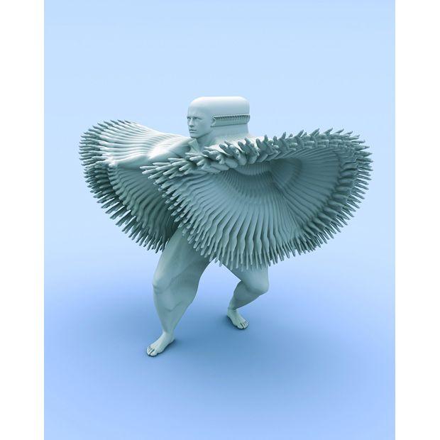 The kinetic sculptures of Peter Jansen (9 pics)
