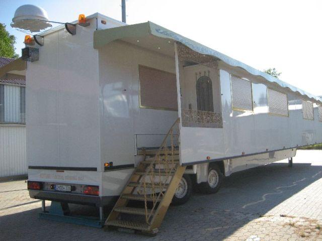 Snakeliner President-Suite mobile house (26 pics)