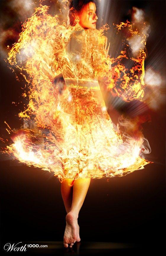 A world of fire! (45 pics)