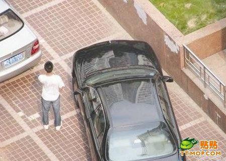 Chinese car thief (4 pics)
