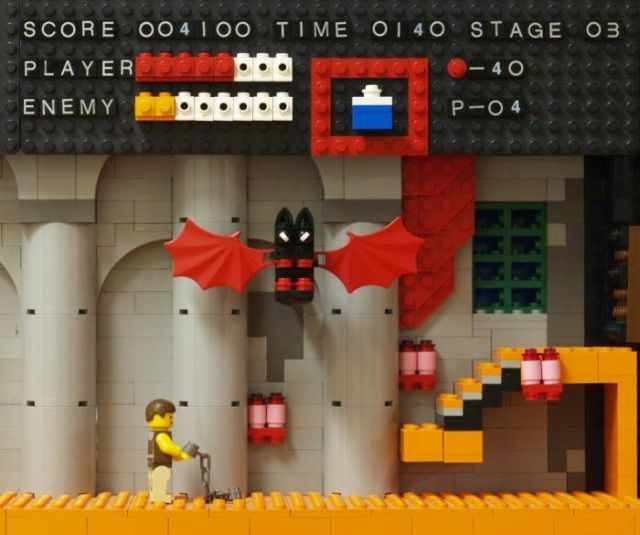 Old games from Lego (11 pics)