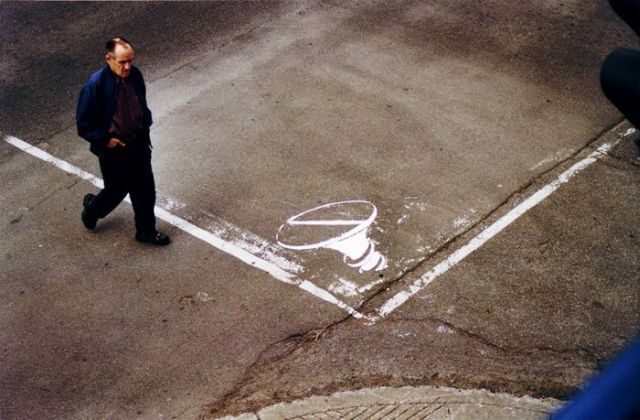 Cool drawings on the sidewalk (104 pics)