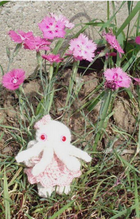 Hello Kitty + Ktulhu = ? (7 pics)