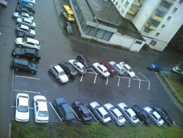 Masters of parking (42 pics)