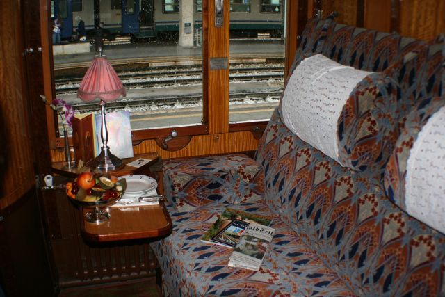 Journey on the Orient Express (33 pics)