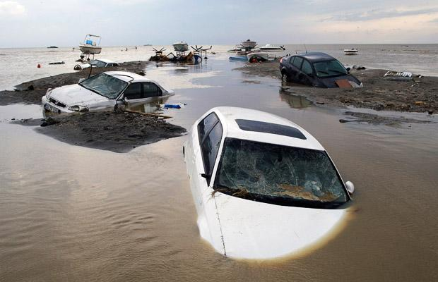 Flash floods in Turkey (12 pics)