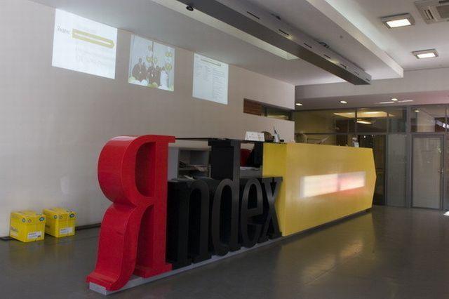 Yandex company office (39 pics)