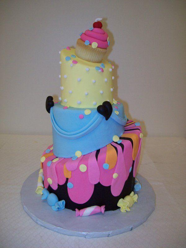 Incredible cake designs (23 pics)