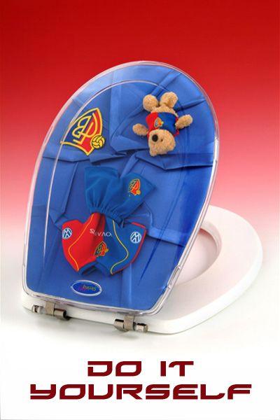 Creative toilet lids (13 pics)