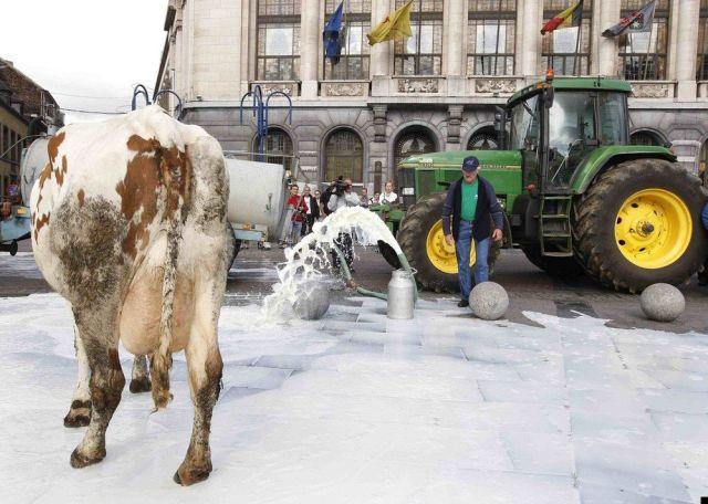 Milk strike (6 pics)