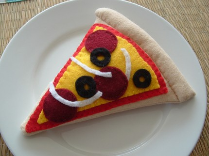 Plush food (20 pics)