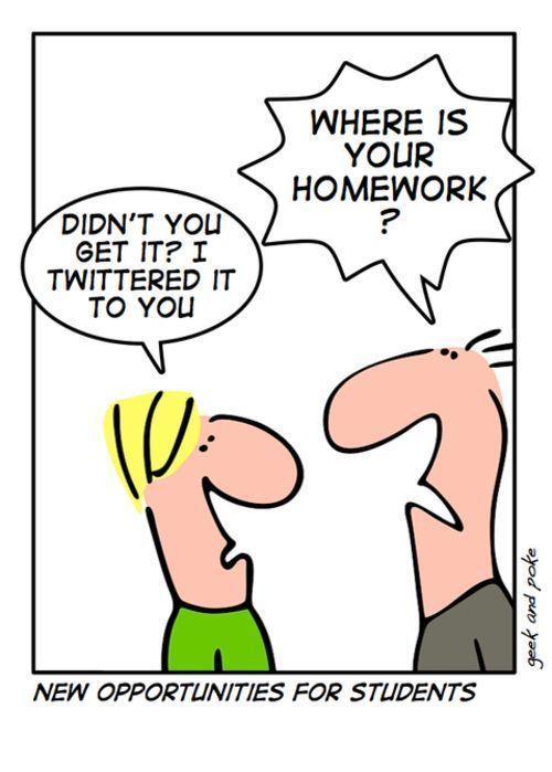 Twitters short comics (40 pics)