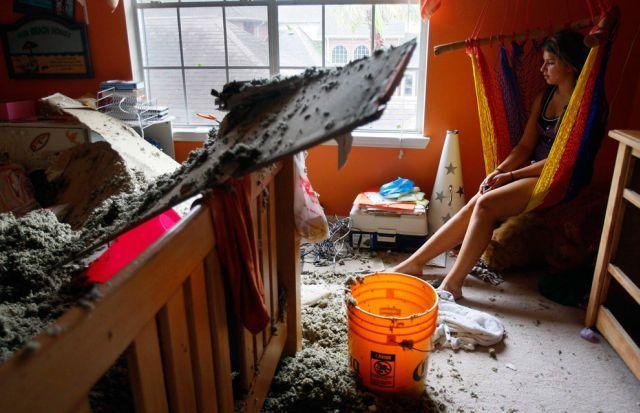 Hurricane Ike. One year later ... (25 pics)
