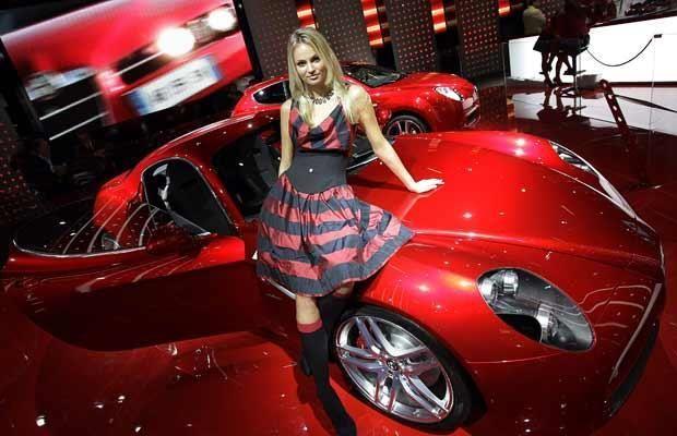 The Frankfurt Motor Show 2009 (24 pics)