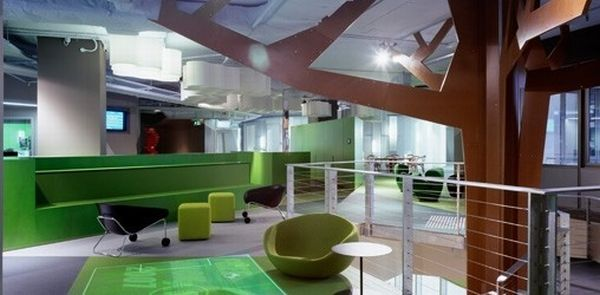 The best offices ever (17 pics)