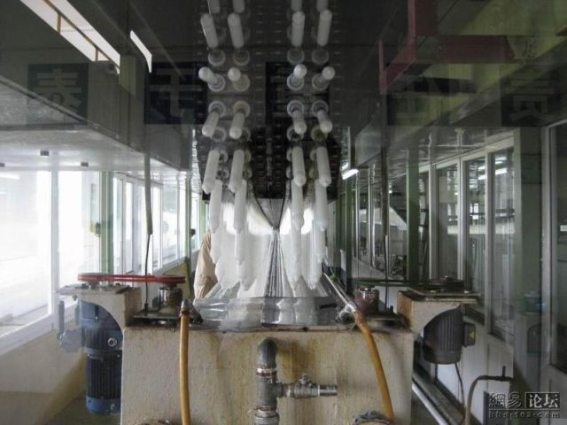 Chinese factory of condoms (16 pics)