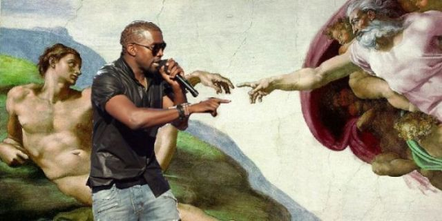 Kanye West – the biggest douchebag of all time (33 pics)