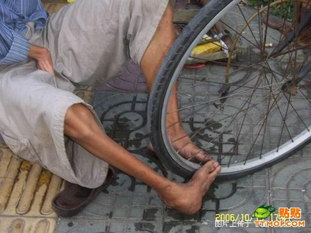 A man with a strong will (21 pics)