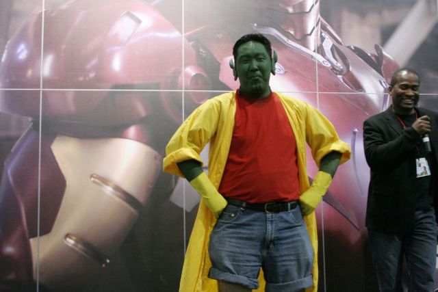 The most unfortunate superhero costumes (22 pics)