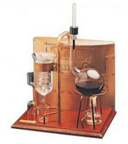 Home distillation apparatus from around the world (27 pics)