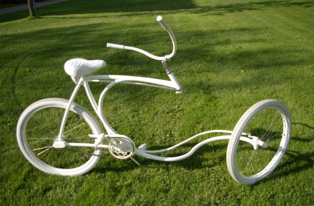 Two weird bicycles (21 pics)