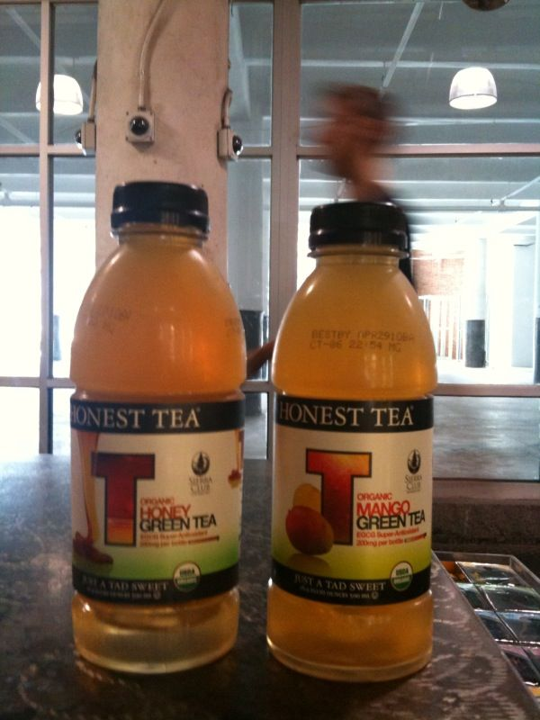 Dishonest bottle design for Honest Tea? (5 pics)