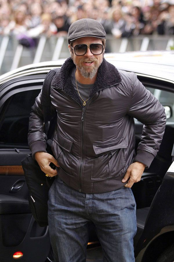 Brad Pitt, sexy as always ;)) (9 pics)
