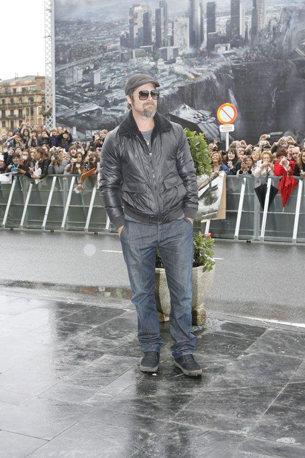 Brad Pitt, sexy as always ;)) (9 pics)