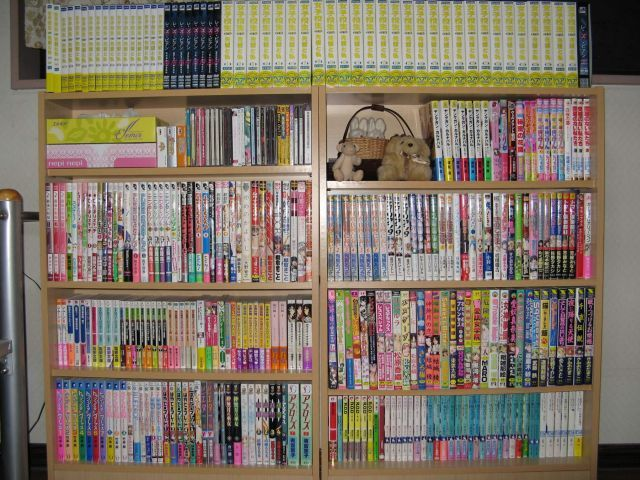 Rooms of Japanese teens (44 pics)