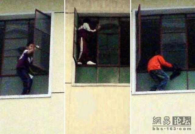 Chinese upbringing (6 pics)