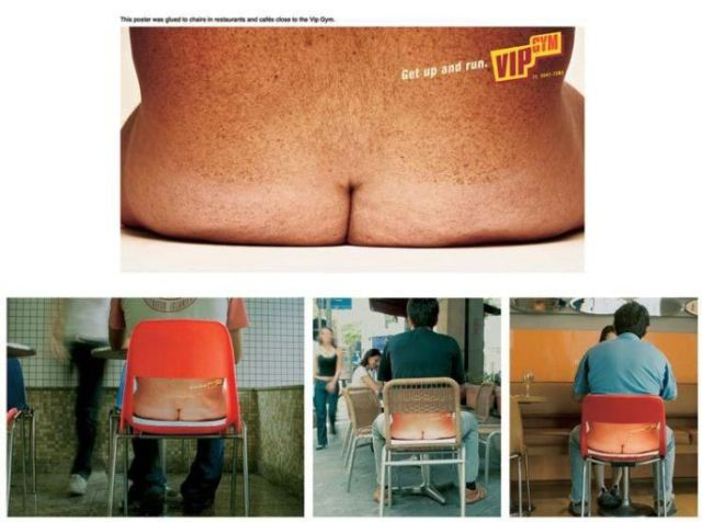 The best advertising for people with extra weight (89 pics)