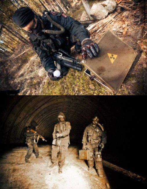 S.T.A.L.K.E.R. in real life (84 pics)