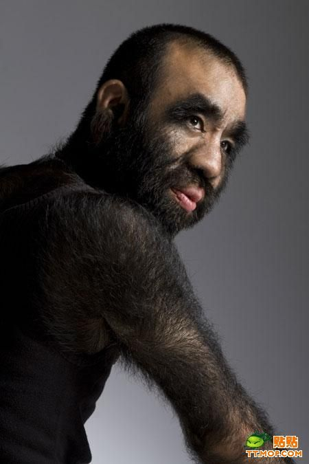 The most hairy man in the world (27 pics)