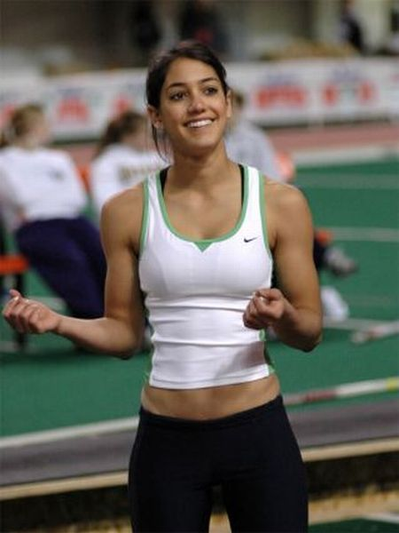 One of the hottest female athletes (33 pics)