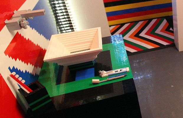 Lego house has been demolished (13 pics)