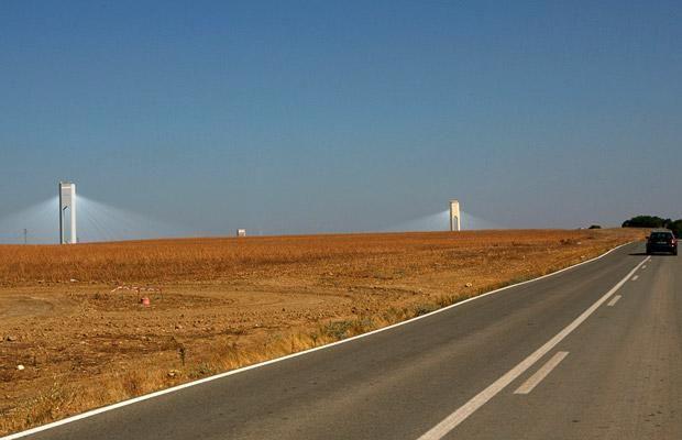 The Solucar solar power plant in Sanlucar la Mayor (10 pics)