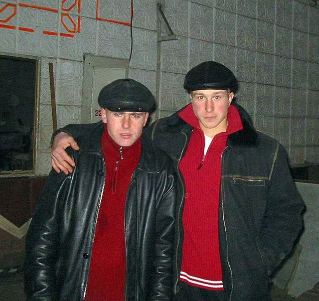 Youth of Russia's backwoods (63 pics)