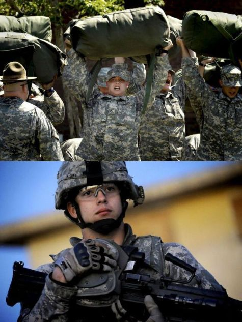 2 years of the life of an American soldier! (83 pics)