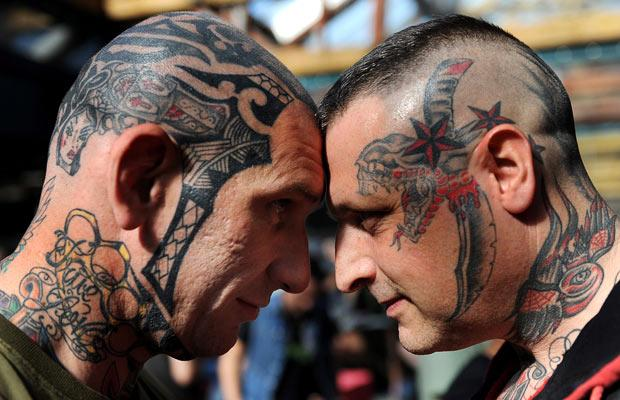 5 International London Tattoo Convention (17 pics)