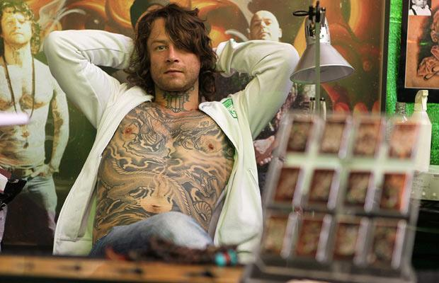 International London Tattoo Convention (17 pics)