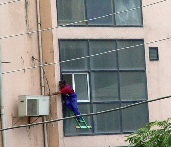 How to repair an air conditioner (12 pics)