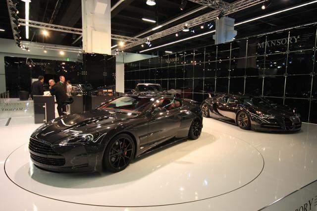 Sport cars from Frankfurt auto show (17 pics)