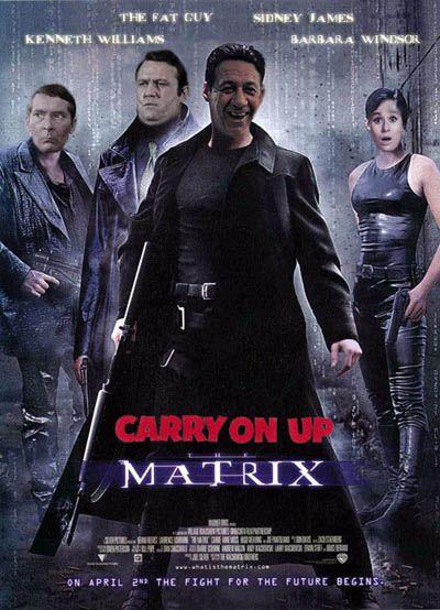 Cool movie poster mashups (39 pics)