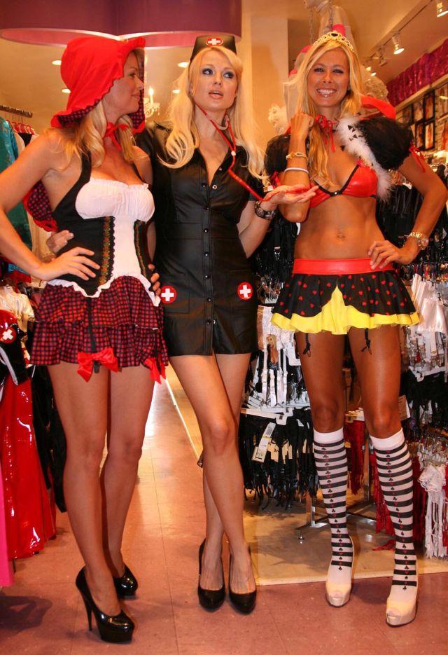 Irina Voronina, Brooke Taylor and Jesse Golden. Sexy! (8 pics)